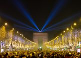 New Years in Paris