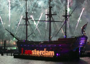 Amsterdam New Year
