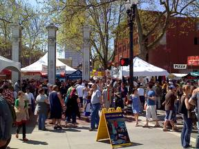 Saturday Market Portland