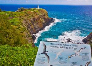 Wildlife Refuges in Kauai