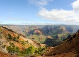 Waimea Canyon Road Views