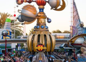Disneyland Areas