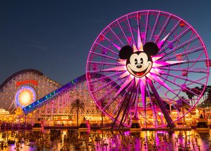 California Adventure - Paradise Pier