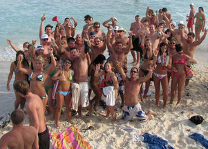Mazatlan Spring Break