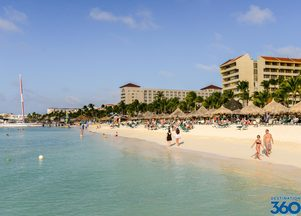Best Beach Vacations - Palm Beach, Aruba
