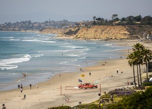 Beaches in California