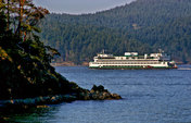 Getting to the San Juan Islands