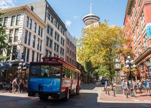Gastown Neighborhood in Vancouver