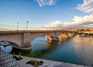 London Bridge Arizona