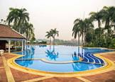 Pool at Dusit Island Resort