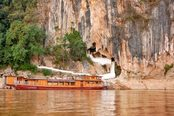 Mekong River Cruise Laos