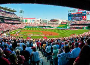Washington Nationals Stadium