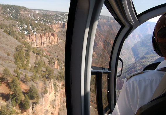 Grand Canyon South Rim Helicopter Tour