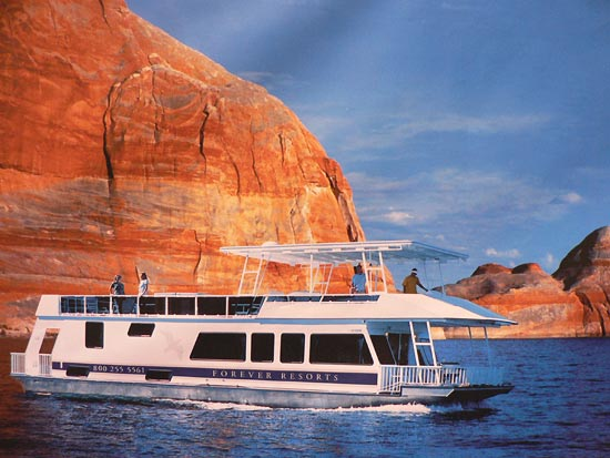 Houseboat Rental and House Boat Rental Vacations