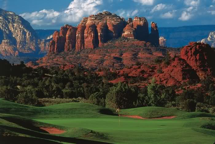 Ridge on Sedona Golf Resort