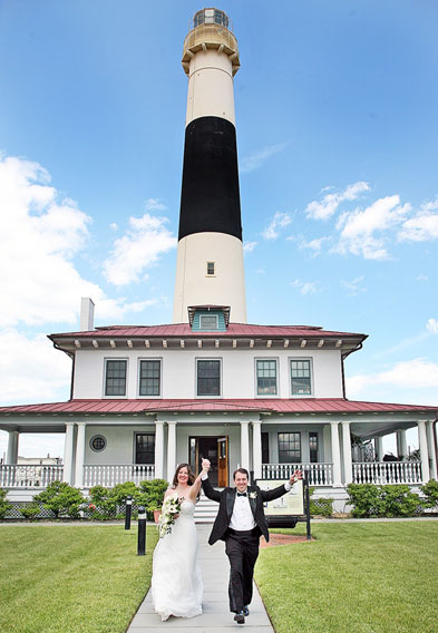 Atlantic City Wedding Chapel, Absecon Lighthouse