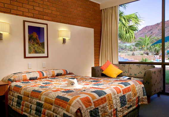 Alice Springs Hotels & Lodging