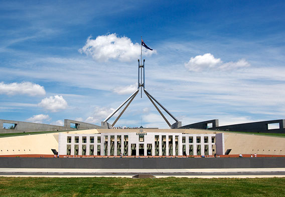 Canberra Parliament House & Museums