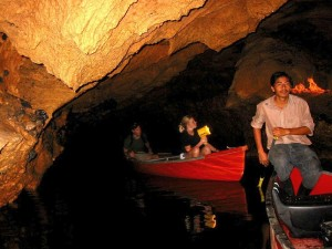 Barton Creek Caves