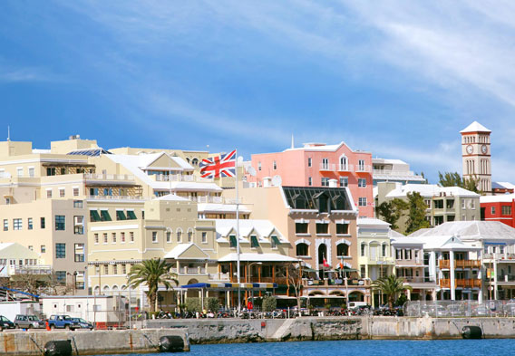Hamilton Bermuda Attractions