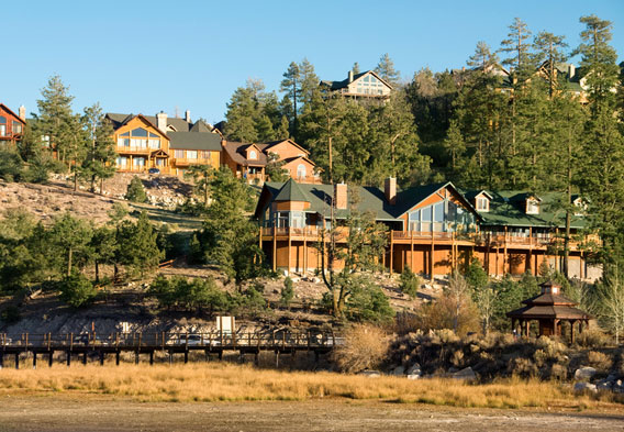 Big Bear Lake Hotels & Lodging