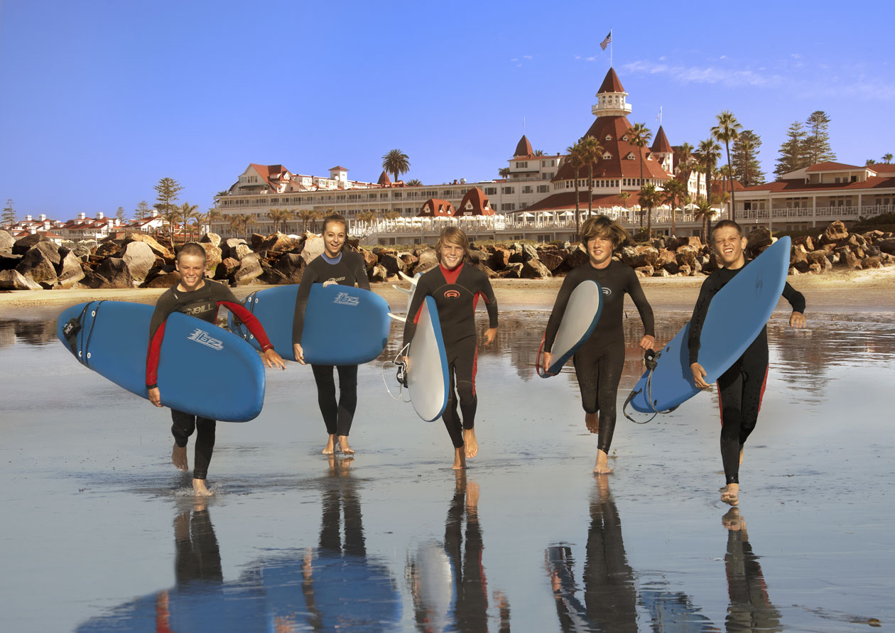 California Family Beach Resorts
