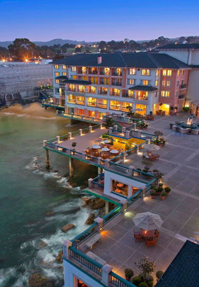 Cannery Row Hotels & Lodging
