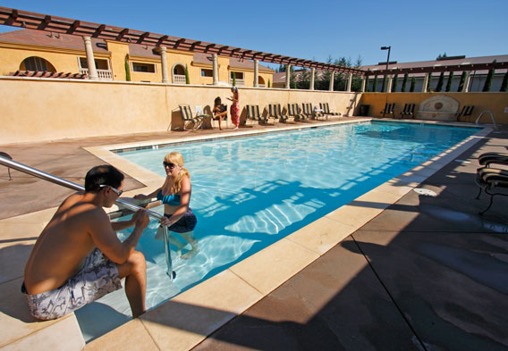 Healdsburg California Hotels