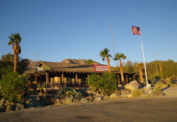 Panamint Springs Resort