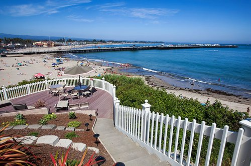 Santa Cruz Beach Hotels