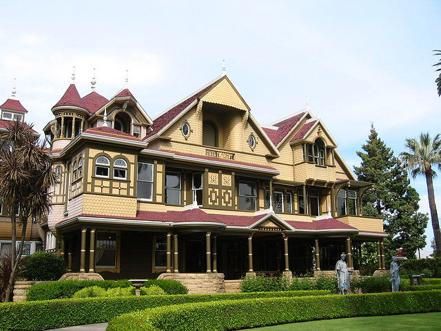 Winchester Mystery House Tickets