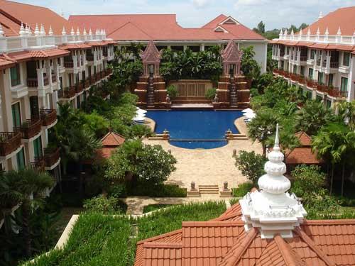 Сием Рип, врата к Ангкору Cambodia-luxury-hotels
