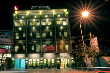 Phnom Penh Luxury Hotels