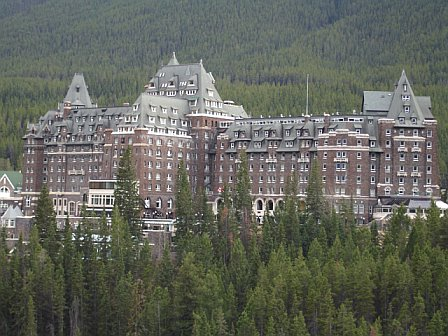 Hotels near Banff National Park