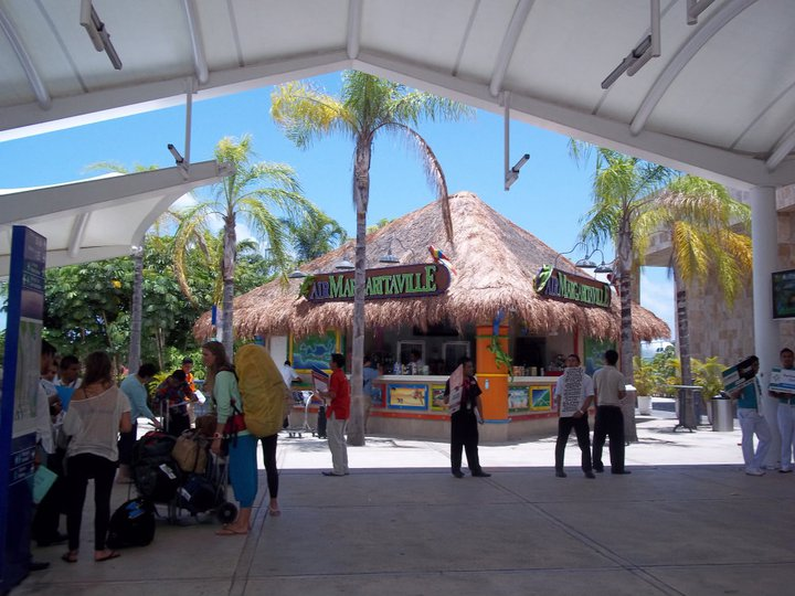 Cancun Airport Location