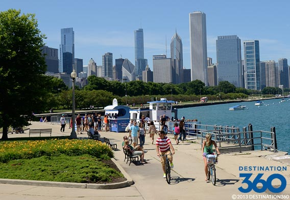 Bicycle Tours of Chicago