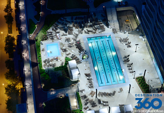 Radisson Outdoor Pool