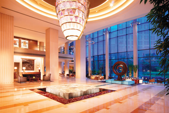 China Luxury Hotels