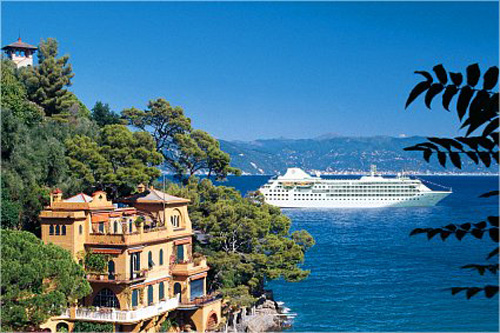 Mediterranean Cruise Ship
