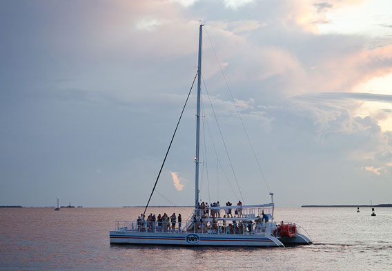 Key West Catamaran Cruises