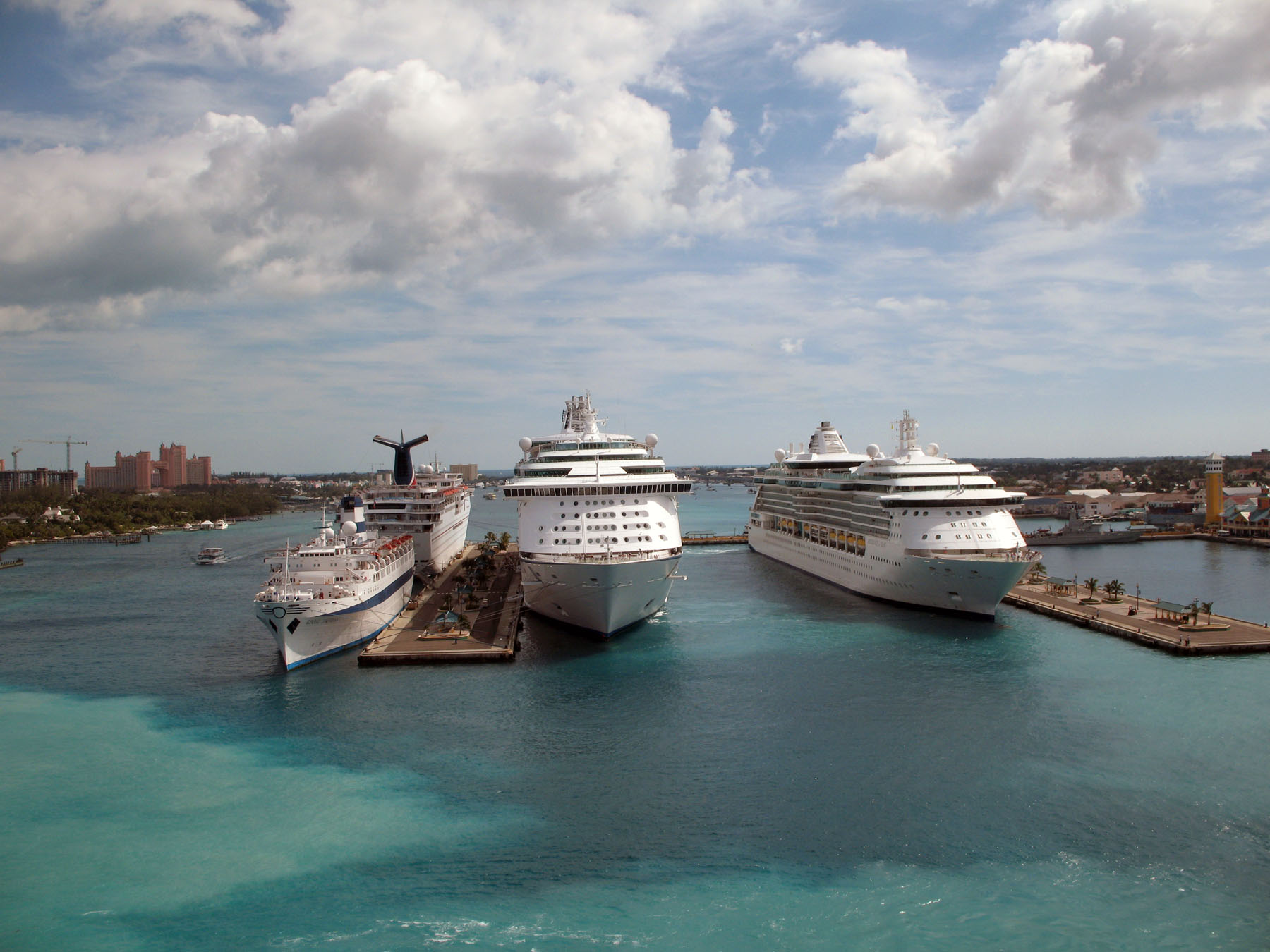 Cruises to the Bahamas