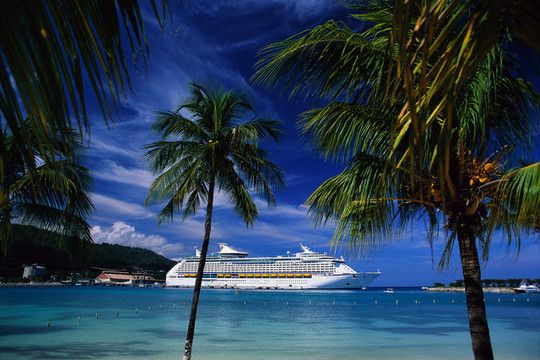 Cruises from Florida to Puerto Rico