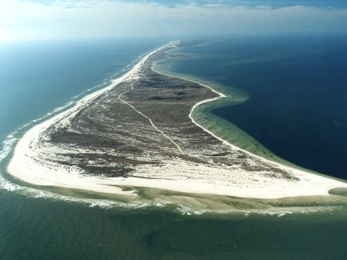 Saint George Island State Park Beaches
