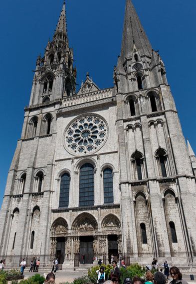 The Chartres Cathedral