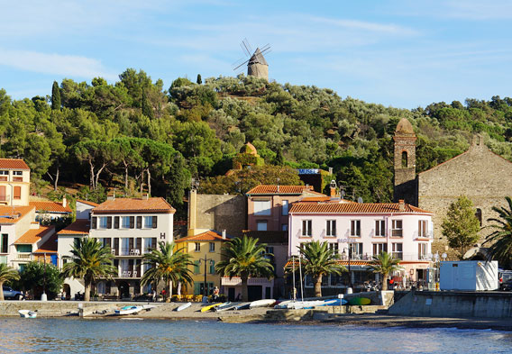 Collioure France Hotels