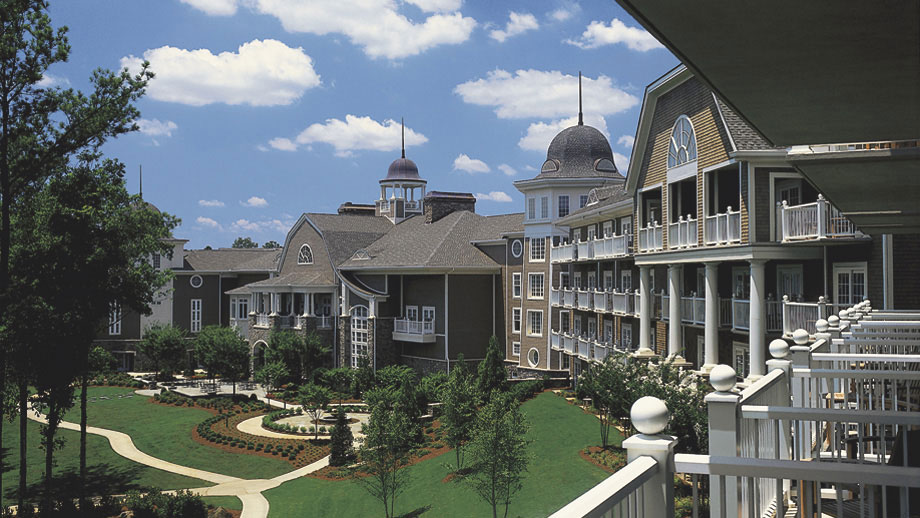 Lake Oconee GA Resorts