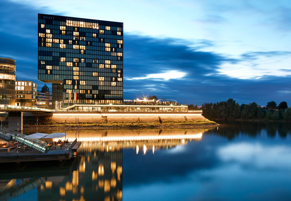 Düsseldorf Hotels & Lodging