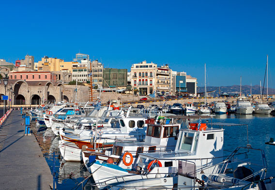 Heraklion Prefecture & Herklion City