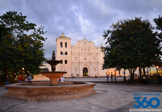 Cathedral of Comayagua
