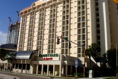 Courtyard Marriott Miami